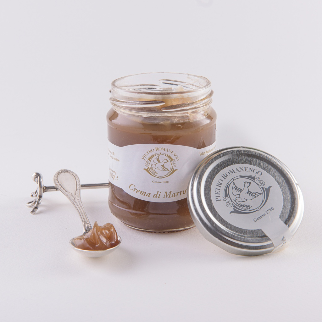 Candied Chestnut Cream Spread